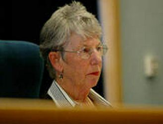 "Justice Judith Potter, no stranger to ""fixing"" judicial out-comes"