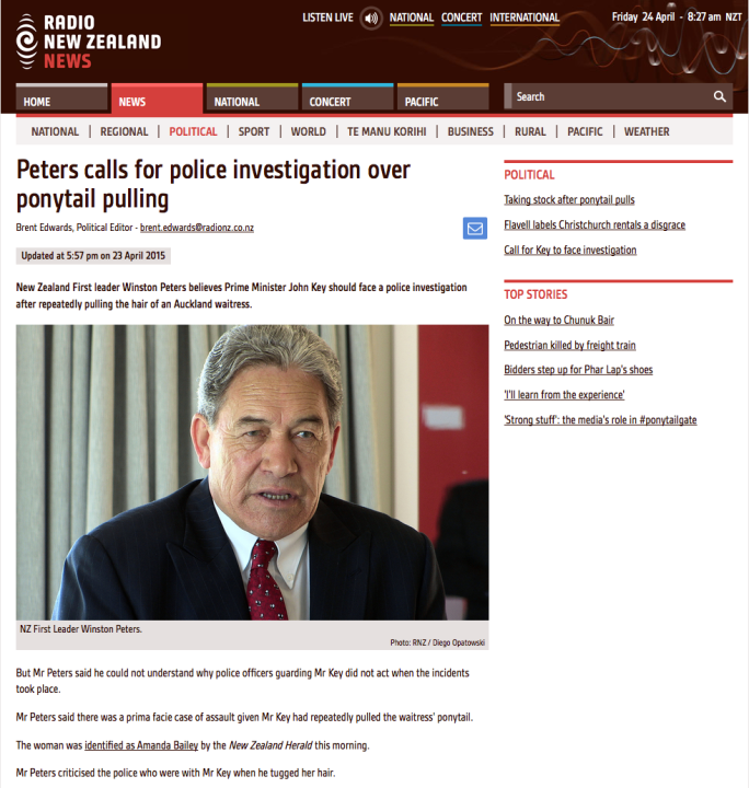 http://www.radionz.co.nz/news/political/271913/call-for-key-to-face-investigation